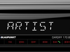 CD Player Auto Blaupunkt CARDIFF 170BT Usb